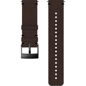 Suunto Urban 2 Bracelet de montre en cuir, brown/black